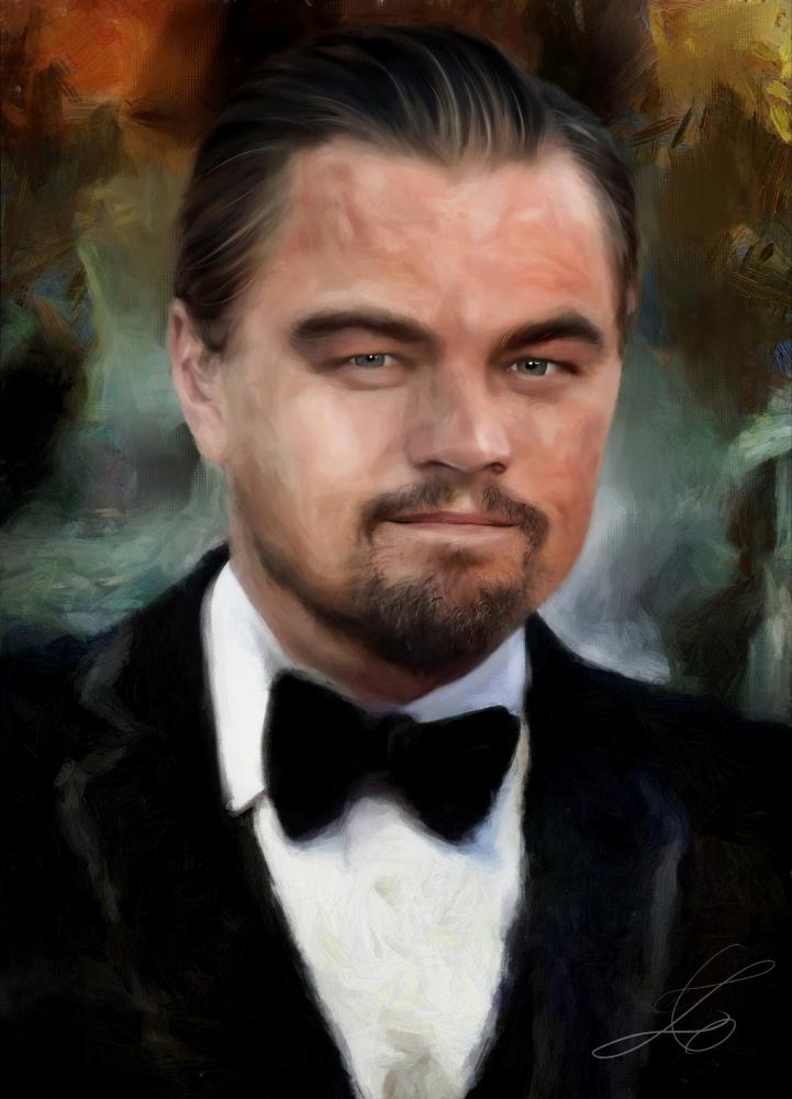 Leonardo DiCaprio by z6ig